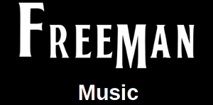 Freeman Music Logo