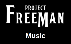 Project Freeman Music Logo