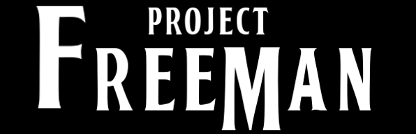 Project Freeman Logo